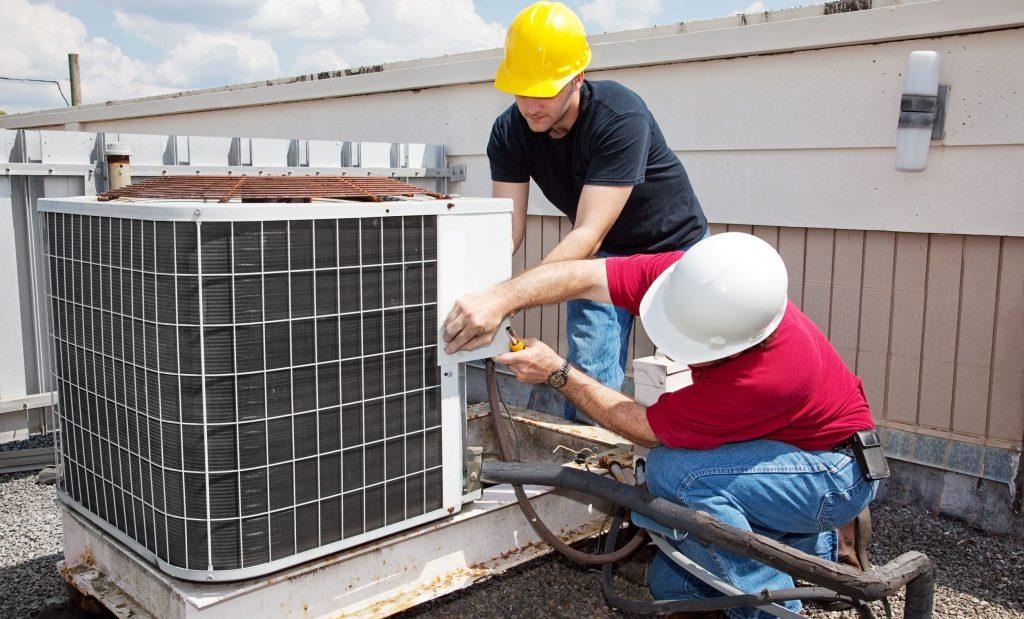 Climatización industrial daikin