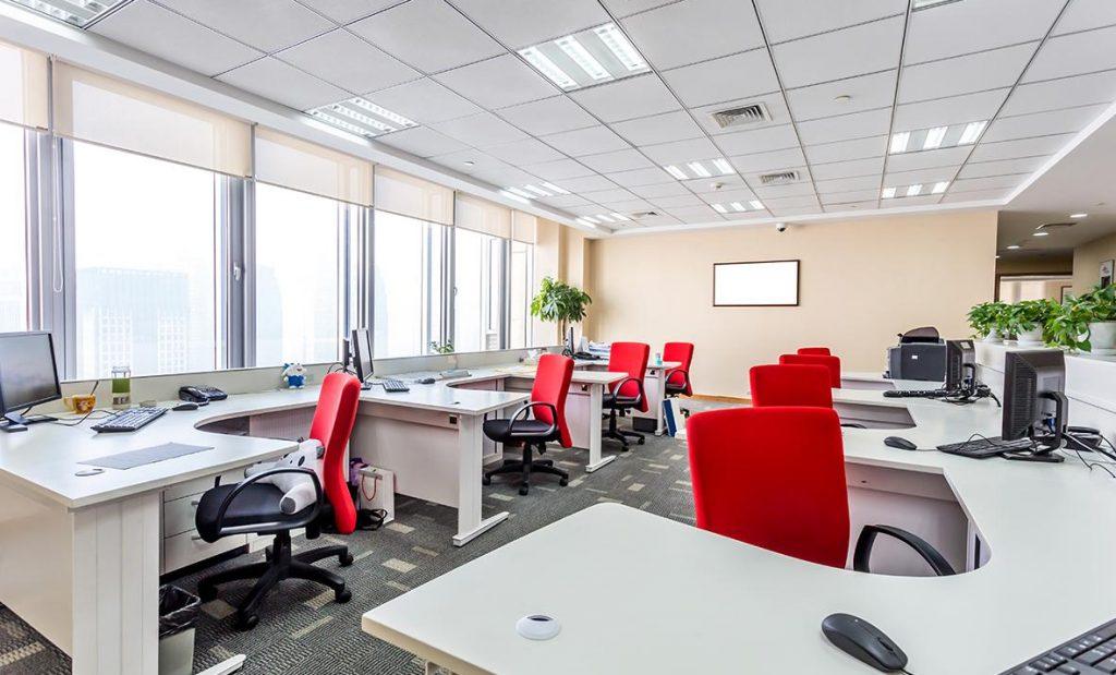 Climatización oficinas daikin